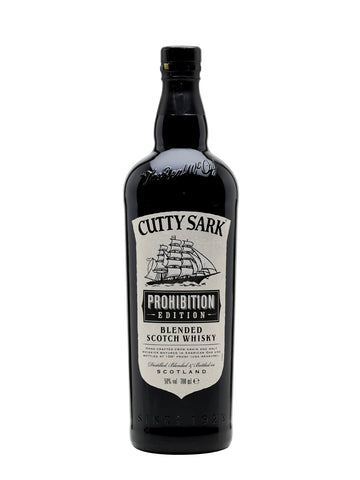 Cutty Sark Prohibition Eidtion - Scotch Whisky