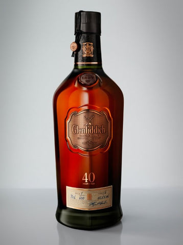 GLENFIDDICH 40 YEAR OLD RARE COLLECTION WHISKY