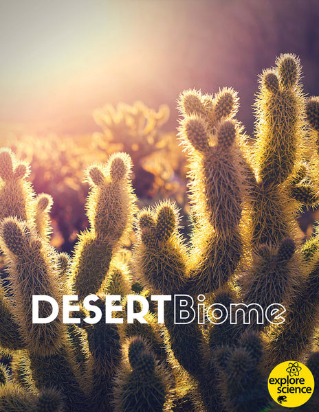 Desert Biome Activity Kit (Pre-K and K, NGSS & CC) - Explore Science