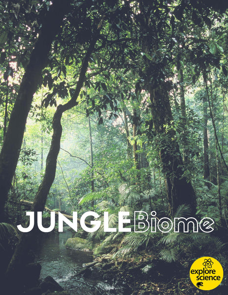 Jungle Biome Activity Kit (Pre-K and K, NGSS & CC) - Explore Science