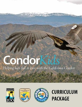 Condor Kids (Award-Winning 3rd Grade Curriculum Package, NGSS & CC) - Explore Science