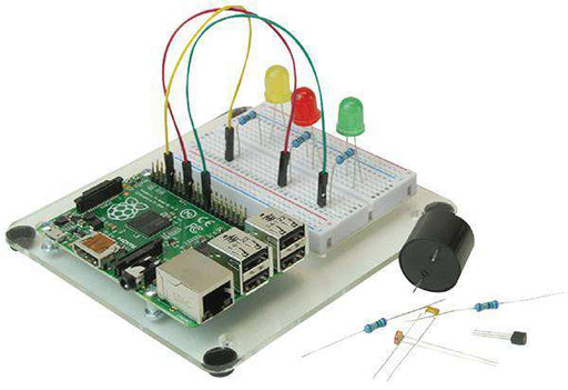 Raspberry Pi 3 Project Kit U:Create