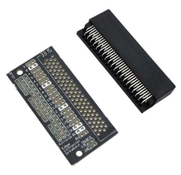 Kitronik Edge Connector Breakout Board for BBC micro:bit