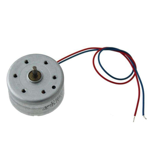 Low Inertia Solar Motor - 2230 RPM
