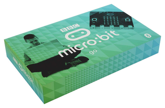 BBC micro:bit Go (inkl USB-kabel og batteri med holder)