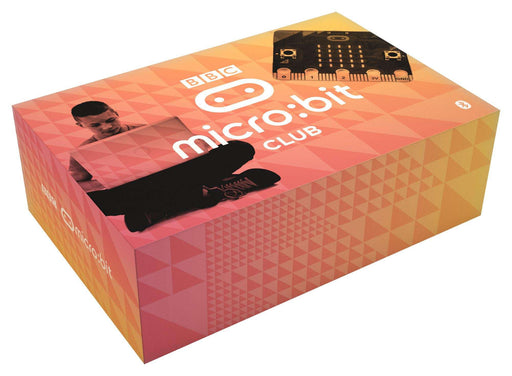 BBC micro:bit Club Kit 10 stk (inkl USB-kabel og batteri med holder)