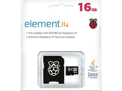 Raspberry Pi NOOBS 16GB