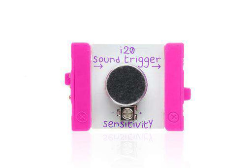 littleBits Sound Trigger