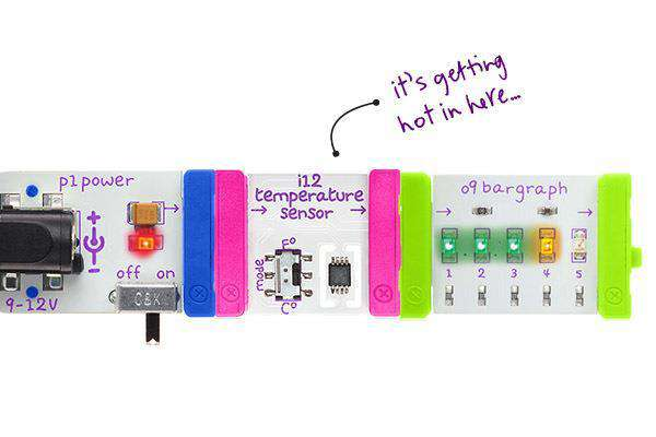 littleBits Temperature Sensor
