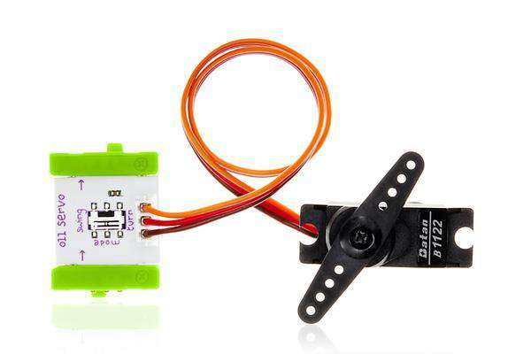 littleBits Servo