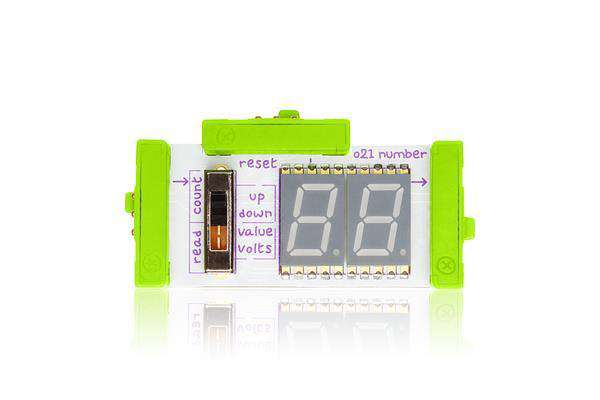 littleBits Number Plus