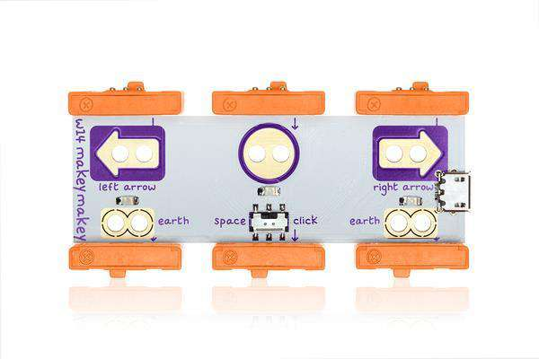 littleBits Makey Makey module