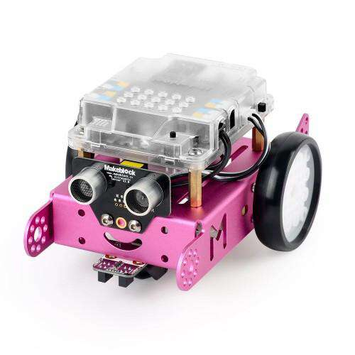 Makeblock mBot 1.1 - Rosa (Bluetooth)