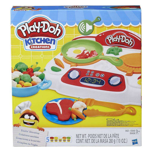 Play-Doh Kitchen Creations: Sizzlin' Stovetop