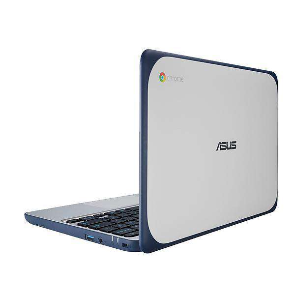 "ASUS Chromebook C202SA-GJ0091 11,6"" HD Matt (Celeron N3060, Intel HD 400, 4GB RAM, 32GB eMMC+ TPM)"