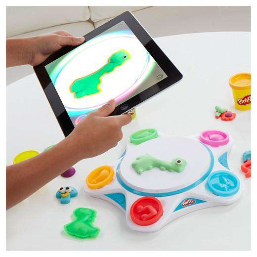 Play-doh Touch Shape to Life Studio (Nordic pack)