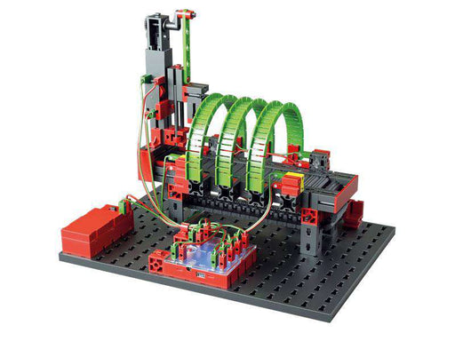 Fischertechnik Robotics: BT Beginner Set