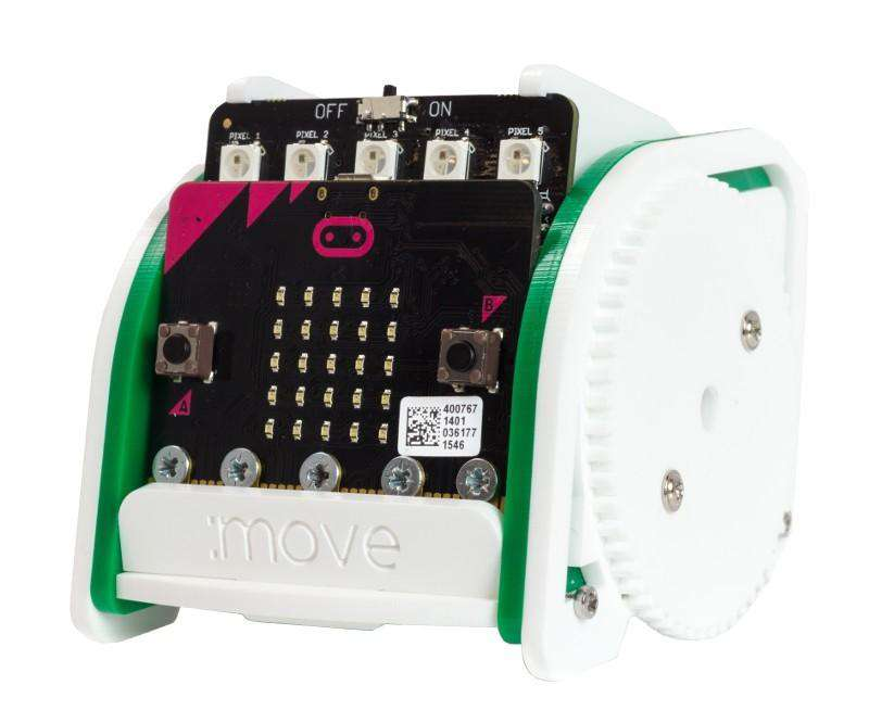 Kitronik :MOVE mini for BBC micro:bit buggy kit