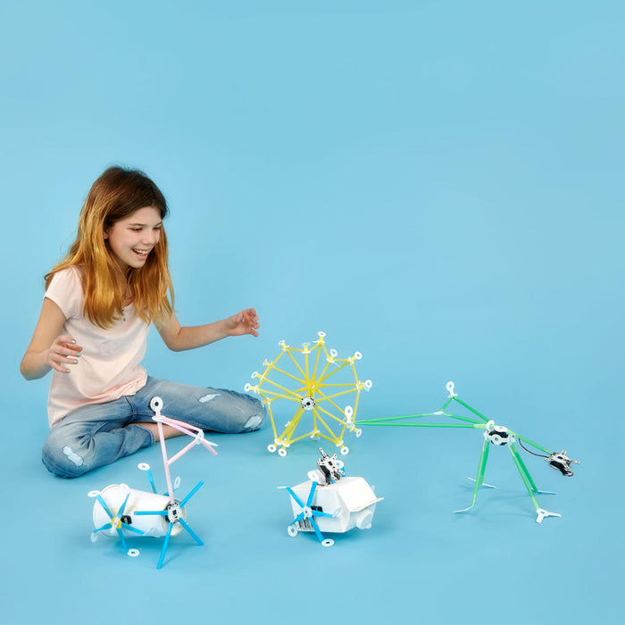 Strawbees Coding & Robotics Kit (Quirkbot)