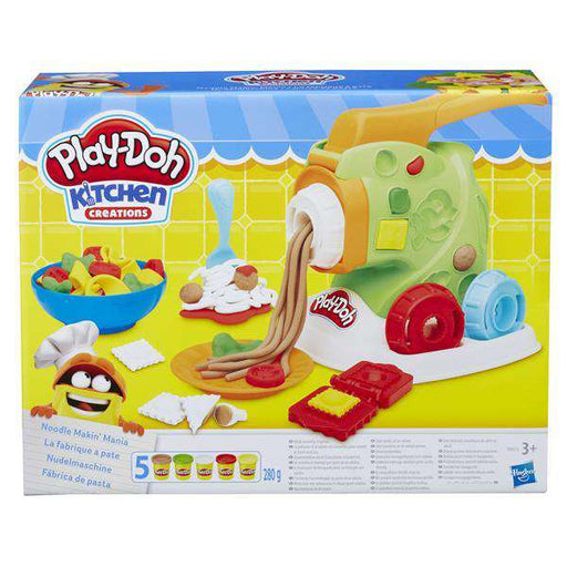 Play-doh Kitchen Creations: Noodle Makin' Mania
