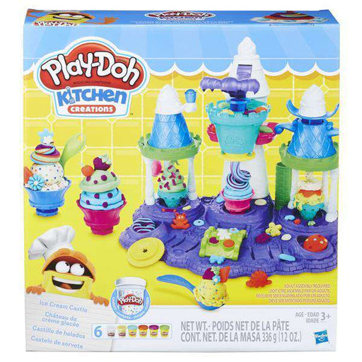 Play-doh Ice Cream Castle