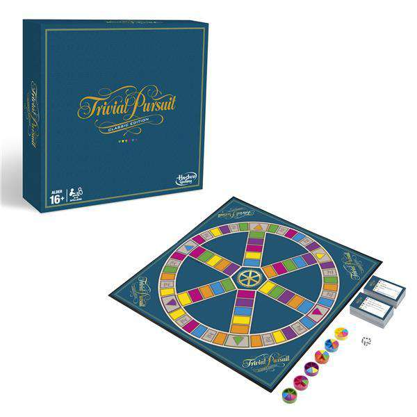 Trivial Pursuit Classic Edition (Norsk)