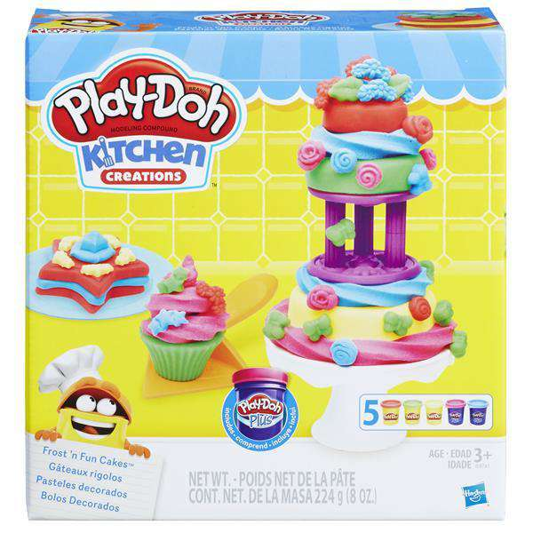 Play-doh Kitchen Creations: Frost 'n Fun Cakes