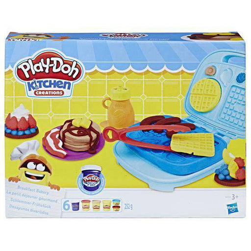 Play-doh kitchen creations: Breakfast Bakery