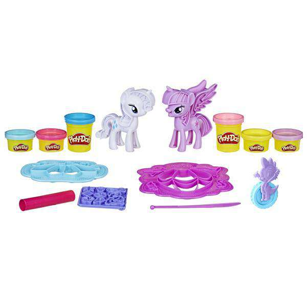 Play-doh My Little Pony Princess Twilight Sparkle