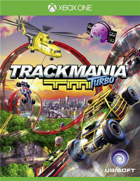 Trackmania Turbo - XB1