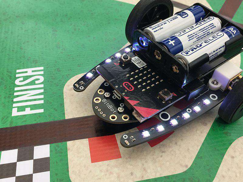 4tronix bit:bot kit for BBC micro:bit