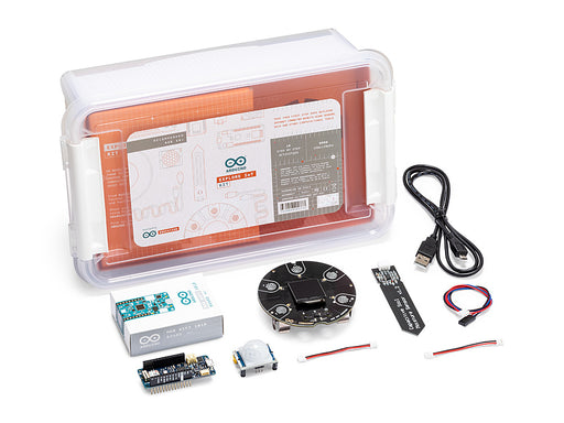 Arduino Explore IoT Kit