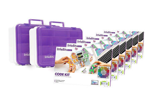littleBits Code Kit 18 student Class Pack