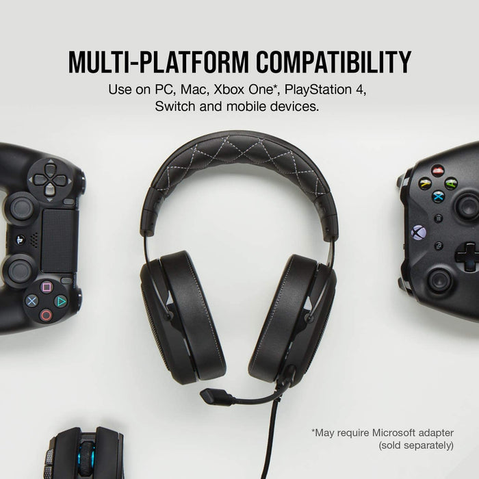 Corsair Gaming HS60 Pro Surround Headset Carbon