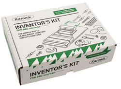 Inventor Kit for BBC micro:bit (10 prosjekter)