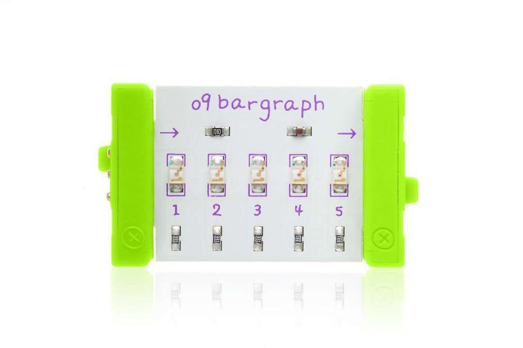 littleBits Bargraph Bit