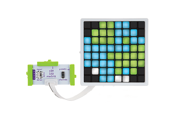 littleBits LED Matrix