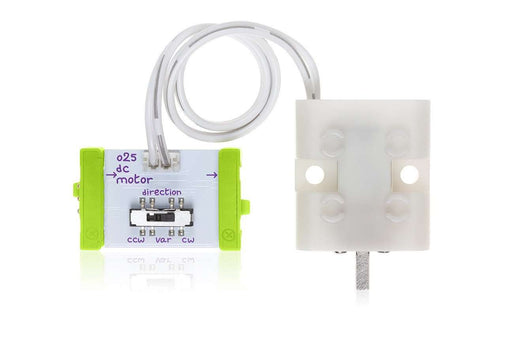 littleBits DC Motor o25 (Tethered)