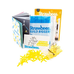 Strawbees Maker Kit (200 deler)