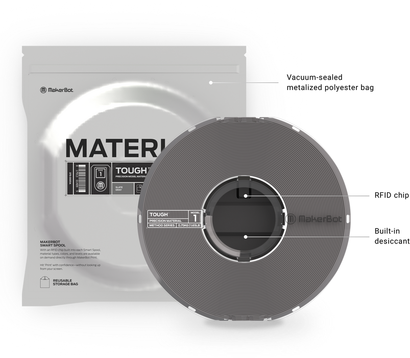 Makerbot Method Tough Filament 1,75mm - 0,75KG
