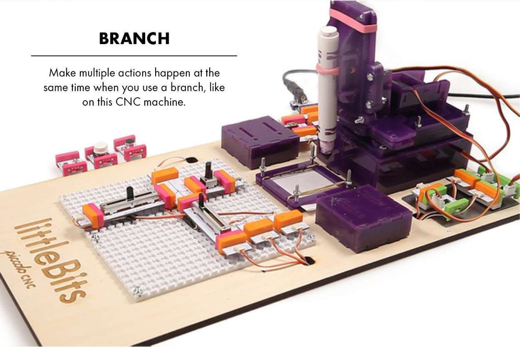 littleBits Branch