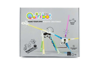 Quirkbot Robotic Creature Kit