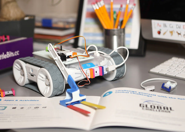 Sphero RVR+ littleBits Topper Kit