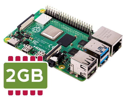 Raspberry Pi 4 Model B 2GB
