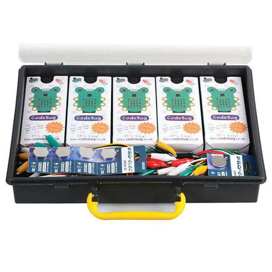 Codebug Classroom Kit (5-pack)