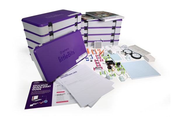littleBits STEAM+ Class Pack