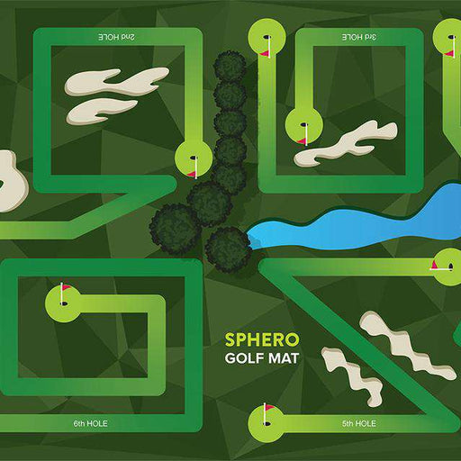 Sphero Activity Mat 3 - Golf Course (golfbane)