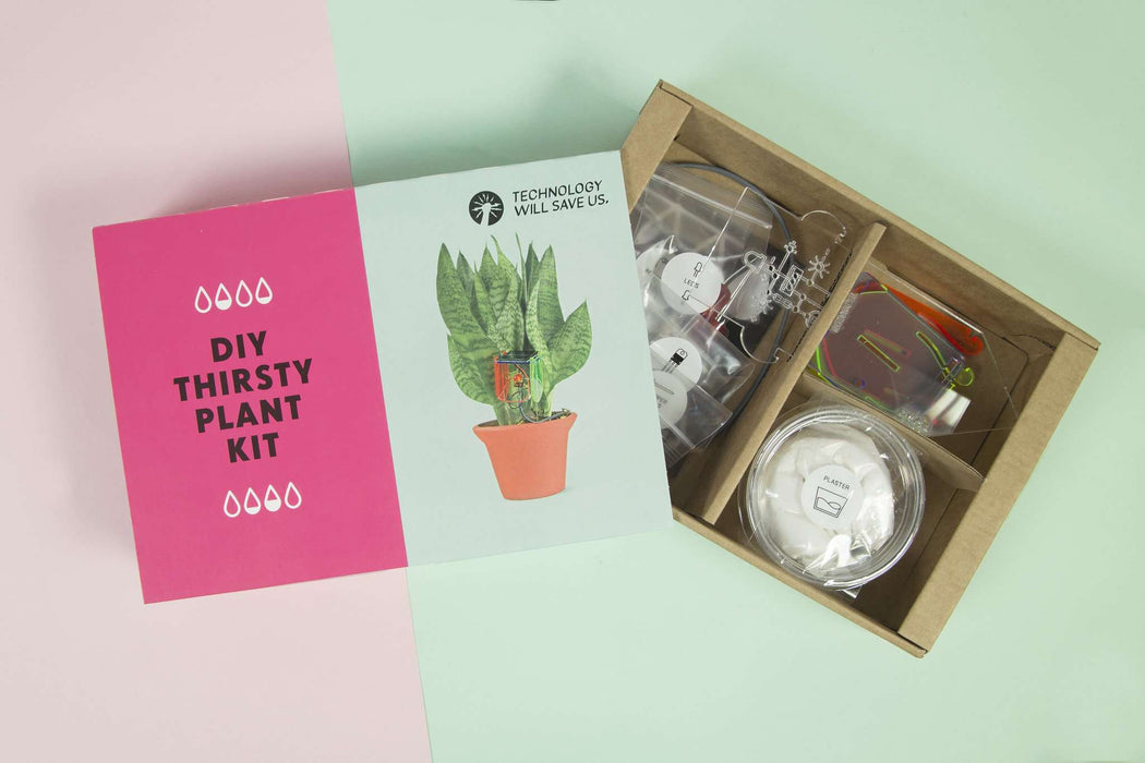 DIY Thirsty Plant Kit