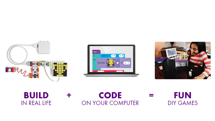 littleBits Code Kit 24 student Class Pack