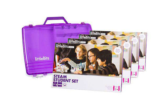 littleBits Steam Education 18 student Class Pack EU/UK